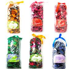 6 Fragranced Potpourri Bags Scented Decorative Spice 7 oz Assortment Blend New !