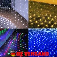 LED Lichterkette Lichternetz Lic...
