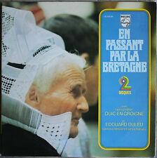EN PASSANT PAR LA BRETAGNE   33T  2LP