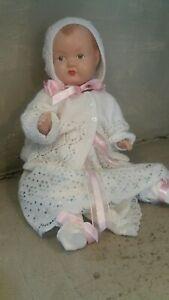 Porcelain Head Doll