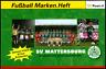 """Österreich Markenheftchen """"SV Mattersburg"""", MiNr 9  ** MNH"""