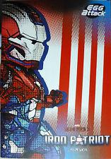 Kids Logic Egg Attack Iron Patriot A.I.M Version