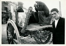 PALERME c. 1940 - Belle Charette Sicile Italie - DIV 3158