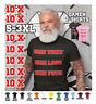 10 T-Shirts Druck Wunschtext Logo Foto JGA T-Shirt mit Foto Expressversand S-3XL