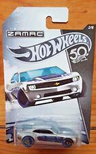 Hot Wheels 2018 50th Anniversary ZAMAC Complete Set of 8 - MINT