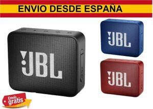 JBL GO 2 altavoz portátil Bluetooth 5 horas MICRÓFONO INALÁMBRICO