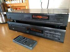 Yamaha CD Player and Tuner