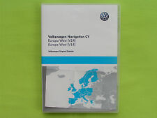 DVD NAVIGATION CY EUROPA 2017 V14 SKODA RNS COLUMBUS SUPERB OCTAVIA SEAT MEDIA