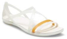 Crocs Womens Isabella Strappy Sandal Flat Beach Summer Holiday Lightweight UK4-8