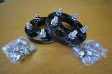 Wheel Adapter to Fit Nissan Wheels on a BMW, 20mm Spacer, 5x120 to 5x114.3