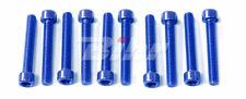 42406: PRO-BOLT Kit tornillos allen cabeza cilíndrica  M6 x 40mm (10 pack)