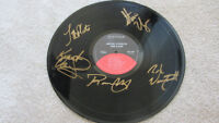 METAL CHURCH THE DARK GROUP SIGNED AUTOGRAPHED VINYL LP Album  #A