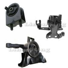 Trans Engine Motor Mount Manual 3pcs For 99-01 Mazda Protege 6479 6486 6465 G163