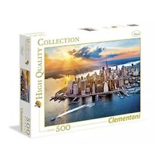 Clementoni 35038 New York, SKYSCRAPERS,500pcs. Puzzle Jigsaw, SAME DAY DISPATCH