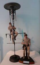 HOT  TOYS DX07, Star Wars Luke Skywalker, Bespin Diorama with Box