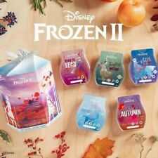 NEW Scentsy Frozen 2 Wax Collection Limited edition 5 Bar Pack