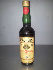 Woodhouse Marsala Fine I.P. Vintage 68 cl
