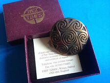 Broche Celtic Bronze PAST TIMES / Brooch