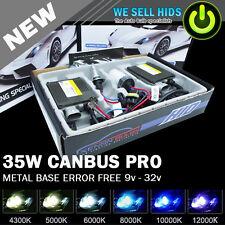 CAN Bus PRO Kit BMW E46 E60 E90 E39 E53 SERIE 3 5 X5 di conversione HID XENON H7