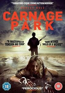 CARNAGE PARK - DVD**NEW SEALED**FREE POST**