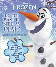 Disney Frozen - Do You Want to Build an Olaf? : Storybook and Snowman Kit (2015…