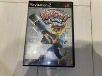 Ratchet & Clank PS2 Sony Japan Import PlayStation2 Action NTSC-J