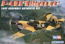 Hobby Boss 1/72 Curtiss P-40E Kittyhawk Easy Assembly # 80250 @