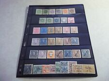 ST.THOMAS & PRINCE ISLANDS STAMPS Early Mint + Used Collection Lot Scott CV $275