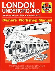 London Underground Manual: Designing, Building and Operating the Underground.
