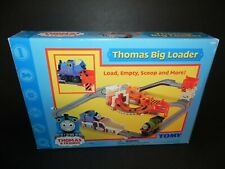THOMAS & FRIENDS by TOMY ~ THOMAS BIG LOADER - NEW IN BOX from 2001 - Free Ship!