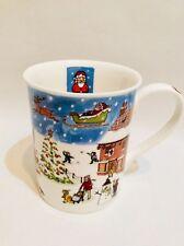 Christmas Mug By Alison Gardiner - Fine Bone China Hand Made In England