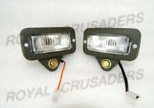 BRAND NEW WILLYS JEEP MILITARY FRONT REAR PARKING LIGHT PAIR @CL