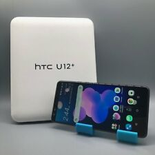 Neuf HTC U12+ PLUS Dual SIM 128GB 12MP 6GB RAM Téléphone NOIR Unlocked+Gift