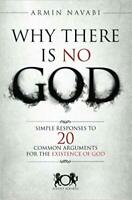Why There Is No God.. by Armin Navabi PAPERBACK 2014