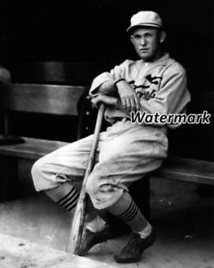 MLB 1925 Rookie Roger Horsby St. Louis Cardinals Sportsman Park 8 X 10 Photo Pic