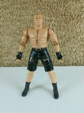 WWE BROCK LESNAR 'Double Attack' (2014) Wrestling Figure MATTEL WWF