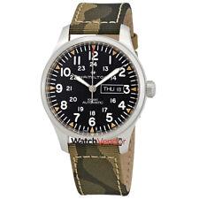 Hamilton Khaki Field Automatic Black Dial Men's Watch H70535031