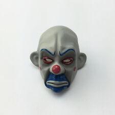 1/6 figure bank robbers Joker face Clown. Heath ledger mask Suitable for head