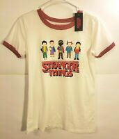 Stranger Things Netflix T Shirt Size Small Hawkins Video Game Brand New w Tags