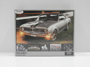 "1970 Holden HT Monaro GTS ""Holden Monaro"" - 1000 Piece Jigsaw Puzzle Impact Puzz"