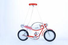 Kinderlampe Kinderleuchte Deckenlampe Kinderzimmer Lampe Motorrad Rot LED