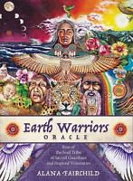 Earth Warriors Oracle deck, Rise of the Soul Tribe, Brand New, Ships FREE