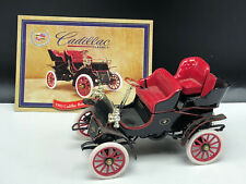 NATIONAL MOTOR MUSEUM MINT diecast model car cadillac 1903 runabout tonneau red