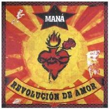 MANA - REVOLUCION DE AMOR CD LATIN POP 13 TRACKS NEW+