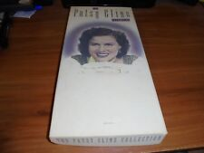 The Patsy Cline Collection (4 Cassette Box Set 1991 MCA) Used With Book and box