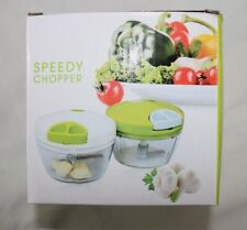 Kitchen High Speed  Fruit Vegetable Chopper Slicers Shredder Manual Meat Grinder