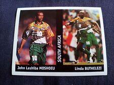 Figurina Ds Sticker France 98 n°140 MOSHOEU-BUTHELEZI SOUTH AFRICA World Cup
