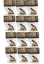 12 RealTree Grouse Hunting Brass Plated Bell Bells Medium Tone Bird Dog Training