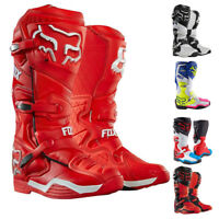 Fox Racing Comp 8 RS MX Motocross Offroad Supercross Dirtbike Riding Boots