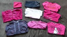 LOT FILLE 5-6 ANS TEE SHIRTS TUNIQUE GILET LEGGING..ORCHESTRA CATIMINI DPAM...